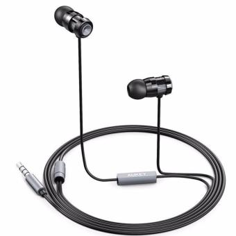 Tai nghe nhét tai EP-C2 chống ồn và co mic