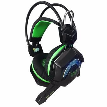 Tai nghe Pro Gaming Kotion Each GS 210 đèn Led đổi 7 màu