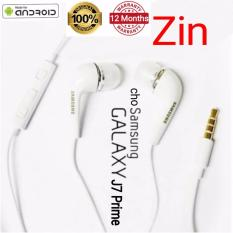 Tai Nghe Zin cho Samsung Galxay J7 Prime Earphones ( Trắng)