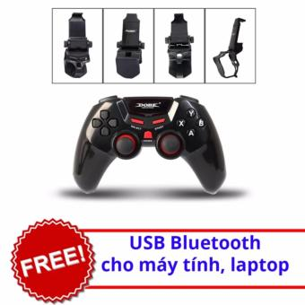 Tay game cao cấp cho Android, PC - Dobe Ti 465 + usb bluetooth