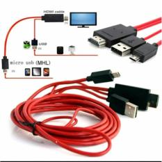 Giá Tha Hồ xem HDMI từ Adroi nhờ Cáp chuyển MHL siêu nét