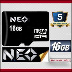 So sánh giá Thẻ nhớ 16GB NEO micro SDHC – Tại Viễn Thông (Tp.HCM)