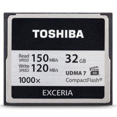 Toshiba CF Exceria 1000x Image