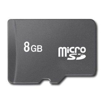 Thẻ nhớ Memory Card Micro SD 8GB (Đen) shopping