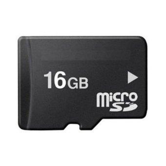 Thẻ nhớ MICRO Memory Card SD 16GB (Đen) shopping