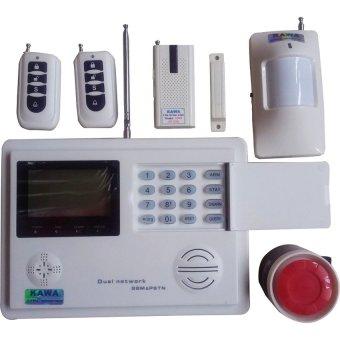 Thiết bị báo động thông minh không dây Kawa Kw-260 dùng SIM điệnthoại