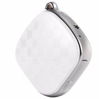 Thiết bị định vị mini GPS giám sát người già trẻ em AI01 (Trắng )