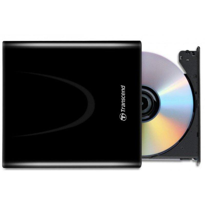 Bảng giá Thiết bị đọc và ghi đĩa TRANSCEND DVDWR TS8X DVDS-K (Đen) Phong Vũ