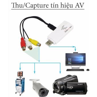 Thiết bị ghi hình của Máy quay, Máy siêu âm, Camera (USB capture AV)