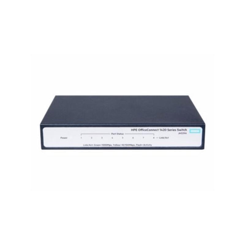 Bảng giá Thiết bị mạng HPE 1420-8G 8-Port Gigabit Switch Phong Vũ