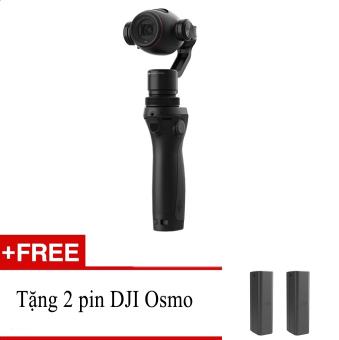Thiết bị quay phim cầm tay DJI Osmo PLUS (Đen) + Tặng 2 pin DJI Osmo - 8078266 , BR759ELAA1NCBTVNAMZ-2720050 , 224_BR759ELAA1NCBTVNAMZ-2720050 , 15690000 , Thiet-bi-quay-phim-cam-tay-DJI-Osmo-PLUS-Den-Tang-2-pin-DJI-Osmo-224_BR759ELAA1NCBTVNAMZ-2720050 , lazada.vn , Thiết bị quay phim cầm tay DJI Osmo PLUS (Đen) + Tặng
