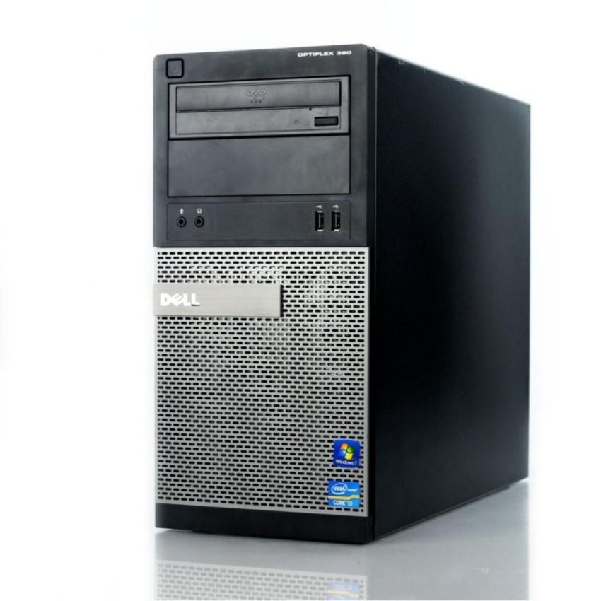 Hình ảnh Thùng CPU DELL OPTIPLEX 390 MT (Core i3 2120, Ram 16GB, SSD 240GB) + Quà Tặng - Hàng Nhập Khẩu