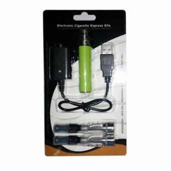 Thuốc lá điện tử INNO express Kit 650mAh - Màu xanh lá cây