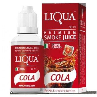 Tinh dầu thuốc lá điện tử Liqua C (Cola) 30ml