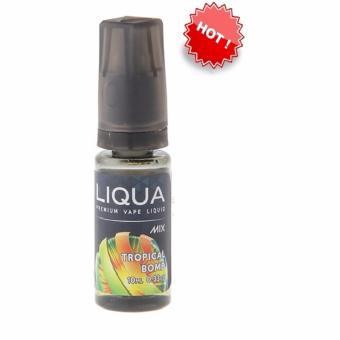 Tinh dầu thuốc lá điện tử New Liqua Premium Vape Liquid 10ml vịtropical bomb - 8289282 , NO007ELAA30G8GVNAMZ-5233579 , 224_NO007ELAA30G8GVNAMZ-5233579 , 129000 , Tinh-dau-thuoc-la-dien-tu-New-Liqua-Premium-Vape-Liquid-10ml-vitropical-bomb-224_NO007ELAA30G8GVNAMZ-5233579 , lazada.vn , Tinh dầu thuốc lá điện tử New Liqua Premium