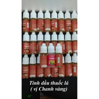 Tinh dầu thuốc lá điện tử TAMOV ( Chanh) - 8393725 , OE680ELAA4ISVDVNAMZ-8296170 , 224_OE680ELAA4ISVDVNAMZ-8296170 , 39000 , Tinh-dau-thuoc-la-dien-tu-TAMOV-Chanh-224_OE680ELAA4ISVDVNAMZ-8296170 , lazada.vn , Tinh dầu thuốc lá điện tử TAMOV ( Chanh)