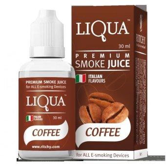 Tinh dầu thuốc lá - Shisha điện tử Liqua C 30ml Cafe