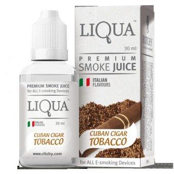 Tinh dầu thuốc lá - Shisha điện tử Liqua C 30ml Cigar