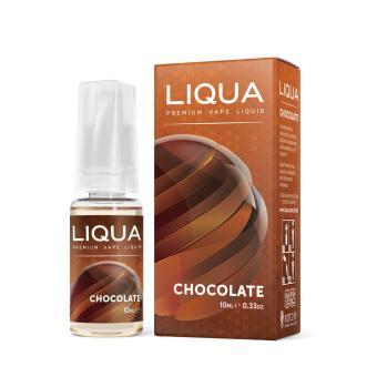 TInh dầu thuốc lá Shisha điện tử New Liqua 10ml Chocolate