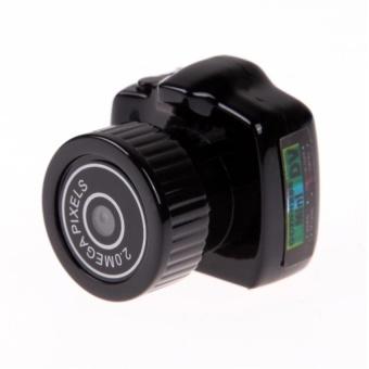 Tiny Smallest Mini Micro Camera Camcorder Digital Video DVRHiddenWeb Cam - intl