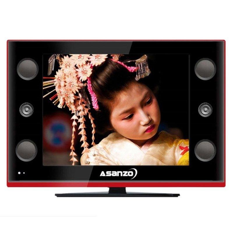 Bảng giá Tivi LCD Asanzo 18inch HD – Model 18K100US (Đen)