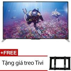 Bảng giá Tivi LED Philips 65inch 4K ultra HD - Model 65PUT8609/98 (Đen) + Tặng 1 giá treo Tivi
