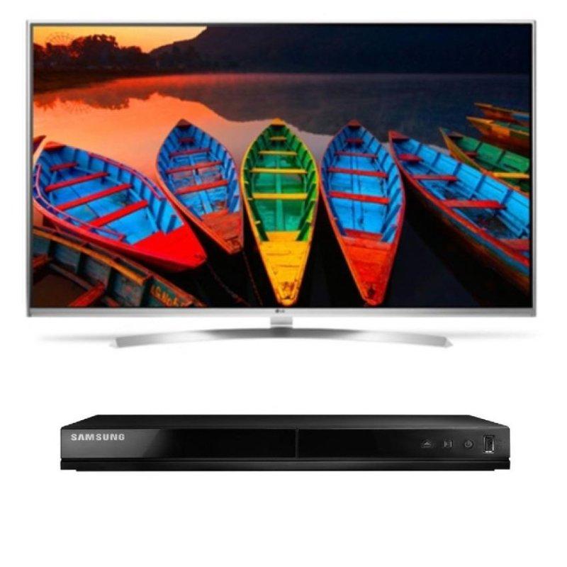 Bảng giá Tivi LED Samsung 49inch 4k Ultra HD – Model UA49KU6400KXXV (Đen) + Tặng 1 Đầu đĩa DVD Samsung E360 (Đen)