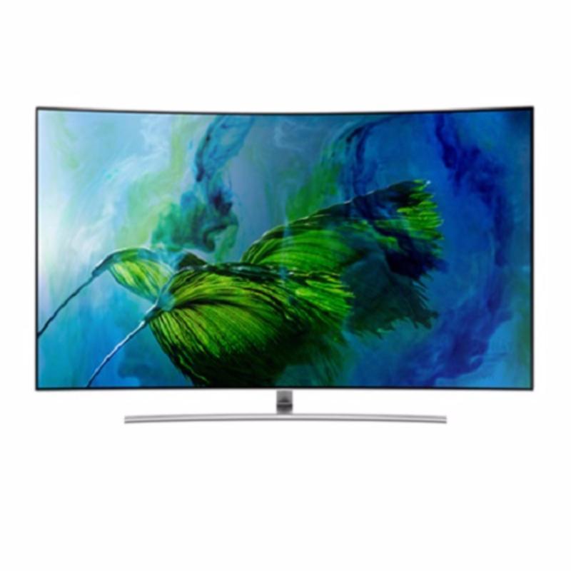 Bảng giá Tivi Smart QLED Samsung 75 Inch QA75Q8CAMKXXV Màn Hình Cong