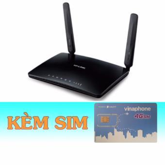 Tl-Wr6400 | Bộ Phát Wifi 4g Tl-Mr6400 Tốt Nhất Của Tp-Link + Sim 4g Vinaphone Trọn Gói 1 Năm - 8066476 , BR105ELAA3C43HVNAMZ-5847722 , 224_BR105ELAA3C43HVNAMZ-5847722 , 3000000 , Tl-Wr6400-Bo-Phat-Wifi-4g-Tl-Mr6400-Tot-Nhat-Cua-Tp-Link-Sim-4g-Vinaphone-Tron-Goi-1-Nam-224_BR105ELAA3C43HVNAMZ-5847722 , lazada.vn , Tl-Wr6400 | Bộ Phát Wifi 4g Tl-