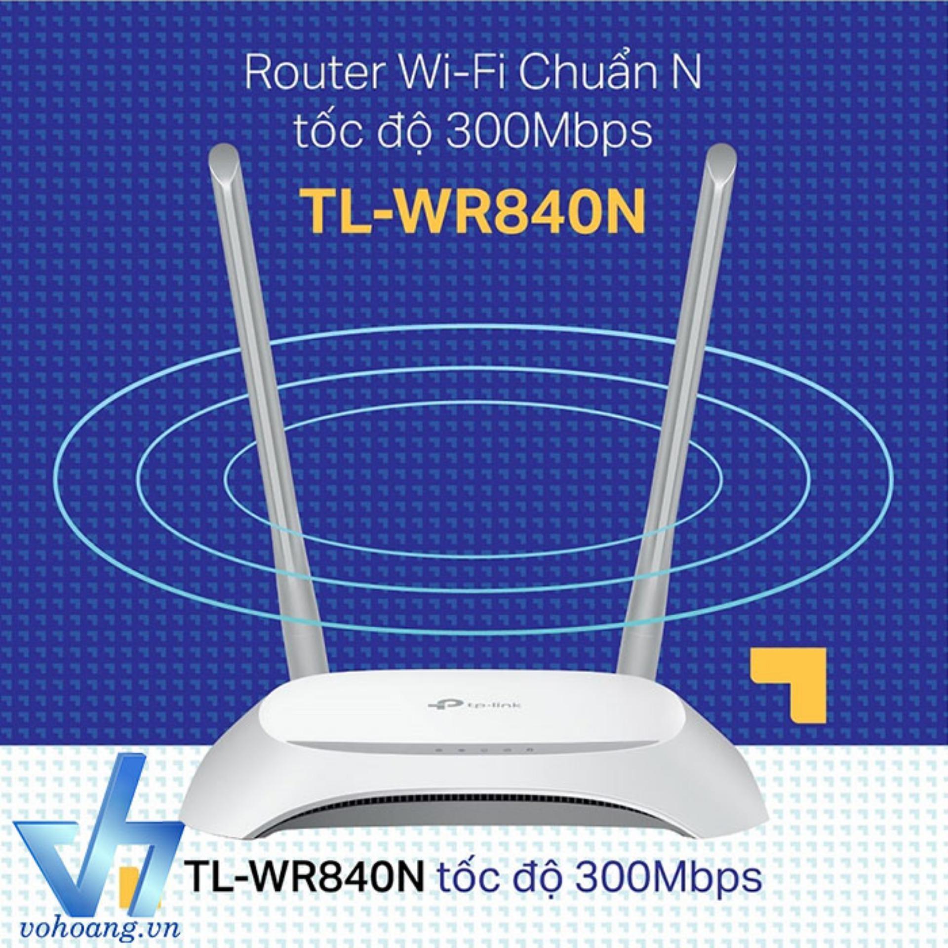 Shop Gi R Tp Link Tl Wr840n Router Wi Fi Chun N 300mbps Wirless 840n