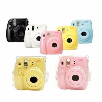 Transparent Case Protective Bags For Fuji FujiFilm Instax Mini 8Camera - intl - 8404039 , OE680ELAA68FFFVNAMZ-11502298 , 224_OE680ELAA68FFFVNAMZ-11502298 , 228000 , Transparent-Case-Protective-Bags-For-Fuji-FujiFilm-Instax-Mini-8Camera-intl-224_OE680ELAA68FFFVNAMZ-11502298 , lazada.vn , Transparent Case Protective Bags For Fuji