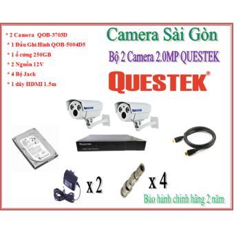 Trọn Bộ 2 Camera Questek QOB-3703D - 8703306 , QU513ELAA8WBC8VNAMZ-17462480 , 224_QU513ELAA8WBC8VNAMZ-17462480 , 2710000 , Tron-Bo-2-Camera-Questek-QOB-3703D-224_QU513ELAA8WBC8VNAMZ-17462480 , lazada.vn , Trọn Bộ 2 Camera Questek QOB-3703D