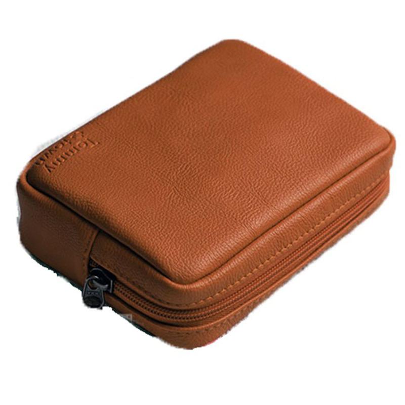 Bảng giá Túi đựng sạc cáp cho Macbook/ Surface Tommy (Nâu tối) Phong Vũ