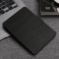 UINN For Kindle Paperwhite Leather Case Stand Holder Cover Leather Case Bracket Black - intl