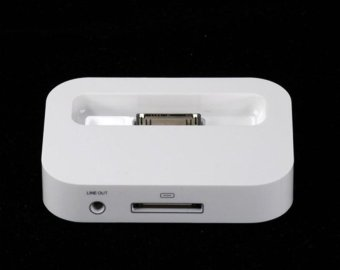 Universal Dock Charger stand Holder For iPhone 4 4S - intl