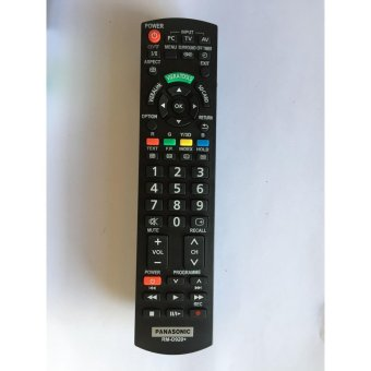 Universal Replacement Remote Control For PANASONIC TV RM-D920+