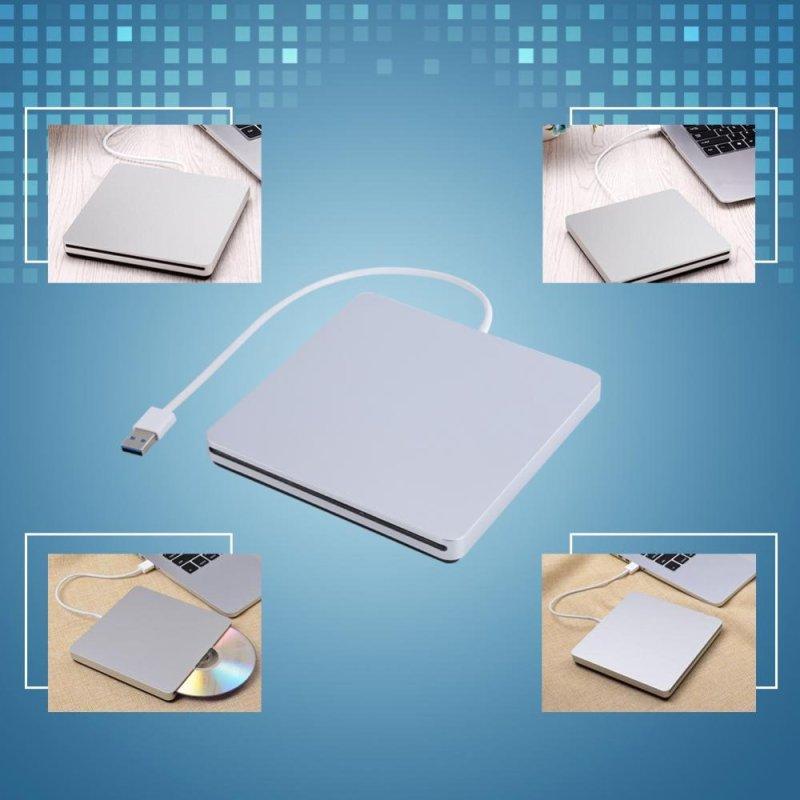 Bảng giá Universial USB 3.0 External DVD/CD-RW Drive Burner Slim Portable Driver For Mac Apple - intl Phong Vũ