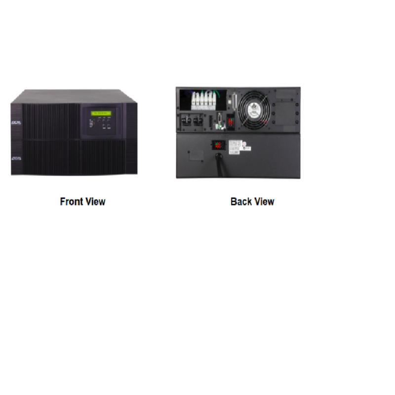 Bảng giá UPS Powercom VRT-6000-3U+3U Phong Vũ