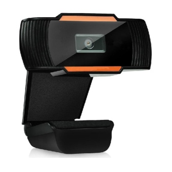 USB 12.0MP HD Camera Web Cam 360 MIC Clip-on for Skype Computer -intl