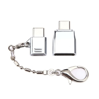 USB 3.1 Connector Type-C Male to USB 2.0 Female Data Adapter - intl