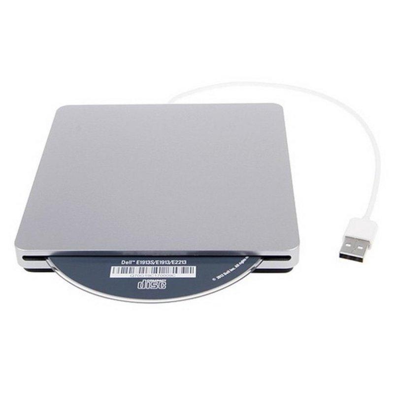 Bảng giá USB External Slot in DVD CD Drive Burner Superdrive For Apple MacBook Air Pro (Intl) Phong Vũ