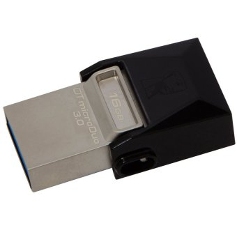 USB Kingston DTDUO3 16GB (Bạc) - Hãng phân phối chính thức