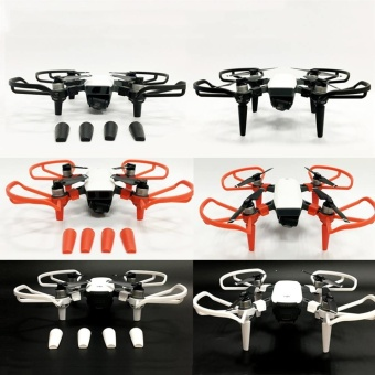 Useful Protection Guard Rings Cover Foot Stand Support For DJI Spark UVA - intl
