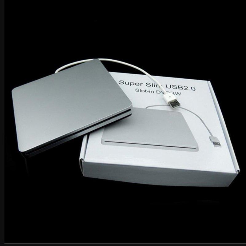 Bảng giá USTORE Notebook Type Suction USB 2.0 Slot In DVDRW DVD Writer External Drives Box - intl Phong Vũ