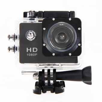 VAKIND 2.0In 12MP HD 1080P Action Waterproof Camera DV SJ4000 (Black) - intl