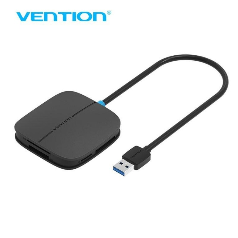 Bảng giá Vention 1m CECBF Powerful 5 in 1 USB 3.0 Card Reader Compatible Smart Card Reader - intl Phong Vũ
