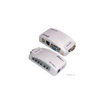 VGA -> Svideo và AV Dtech DT-7001