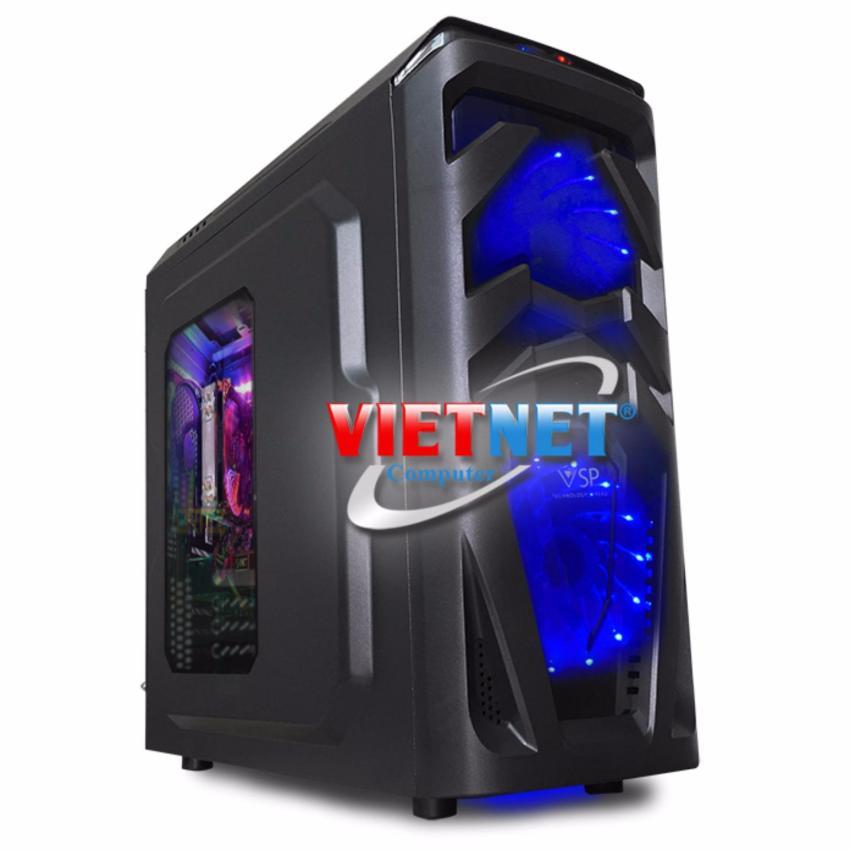 Hình ảnh Vỏ case game Vision VSP 3602 cho máy tính siêu chất, to, xịn