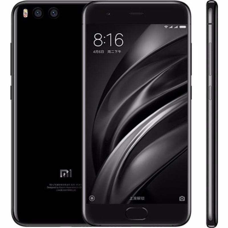 Xiaomi Mi 6 (Đen bóng) - Hàng nhập khẩu
