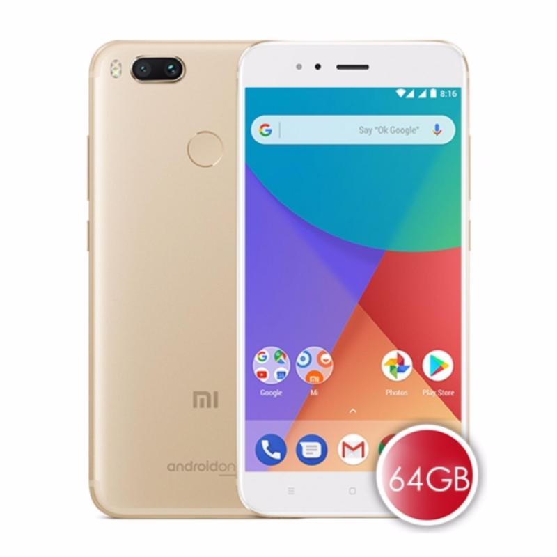 Xiaomi Mi A1 64GB 4GB Ram (Gold) - Hàng phân phối chính thức